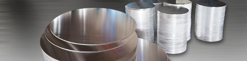 Discos de aluminio